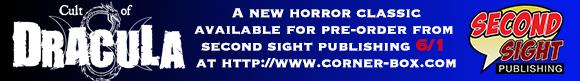Dracula - Second Sight Publishing