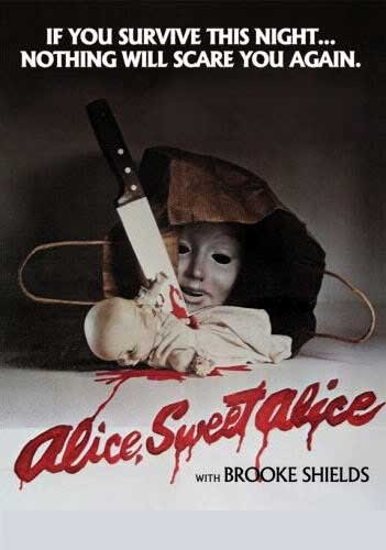 Alice Sweet Alice poster 1