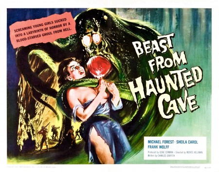 Beast From Haunted Cave poster 2