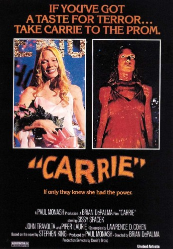Carrie poster 1