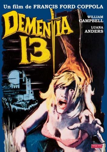 Dementia 13 poster 1