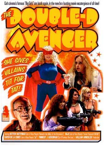 Film Review: The Double-D Avenger (2001) | HNN