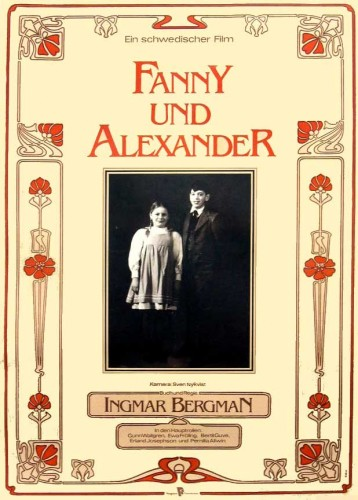 IB Fanny And Alexander poster 1
