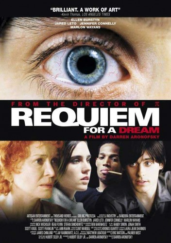 Requiem For A Dream poster 1