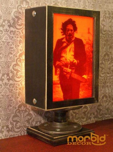 Leatherface Lightbox