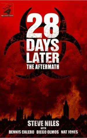 Book Review: 28 Days Later: the Aftermath TPB - Author Steve