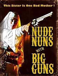 Images of nuns with big titties and big guns
