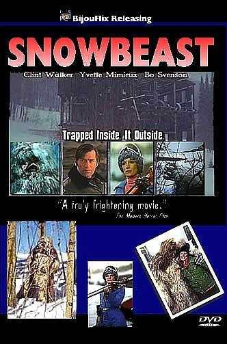 Film Review Snowbeast 1977 Hnn