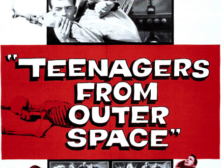 Film Review: Teenagers From Outer Space (1959)