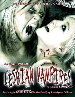 Film Review: Lesbian Vampires (aka Barely Legal Lesbian Vampires) (2003)