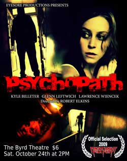 Film Review: Psychopath (2009)