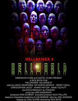 Hellraiser 8 Hellworld (2005)