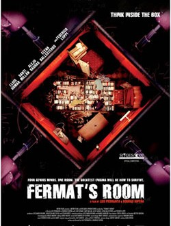 Film Review: Fermat's Room (2007)