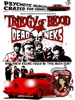 Film Review: Trilogy of Blood: Deadneks – (short) (2010)