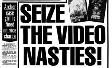 List of Video Nasties – The Nasty Films They Didn't Want You to See