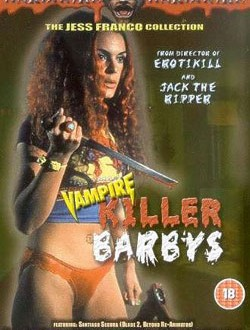 Film Review: The Vampire Killer Barbys (1996)