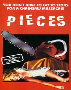 Film Review: Pieces (1982)