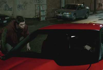 Super Hybrid Tells The Story Of A Driverless Car Navigating Streets Downtown Chicago It S Nondescript Black Sedan Sorts Sleek But Nothing
