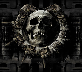 Joachim Luetke Horror Art - Dark Artist - 1