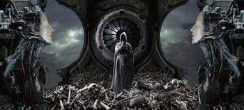 Joachim Luetke Horror Art - Dark Artist - 2