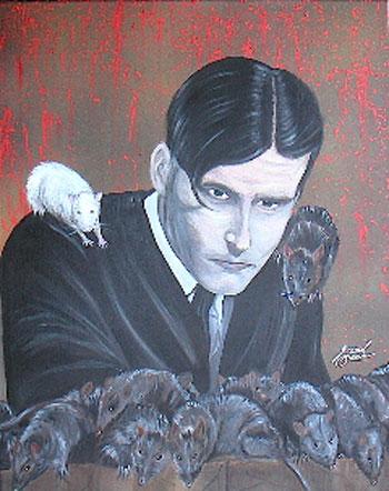 Jerrod Brown - Horror Art - 3