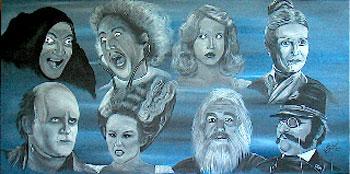 Jerrod Brown - Horror Art - 4