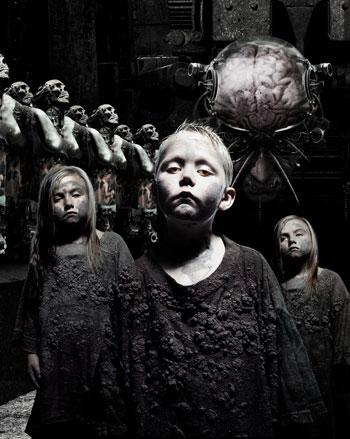 Joachim Luetke Horror Art - Dark Artist - 4
