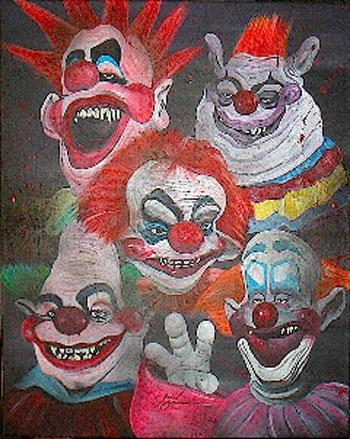 Jerrod Brown - Horror Art - 5
