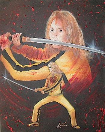 Jerrod Brown - Horror Art - 6