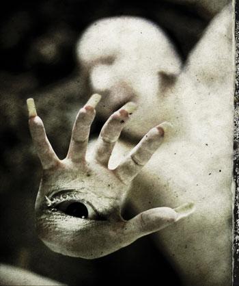 Joachim luetke Horror Art - Dark Artist - 6