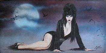 Jerrod Brown - Horror Art - 8