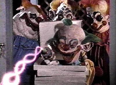 Cotton Candy Gun - Killer Klowns