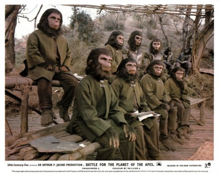 Battle For The Planet Of The Apes photo 1