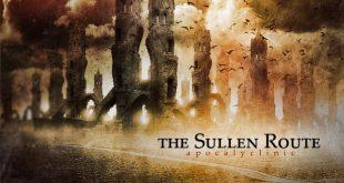 Album cover for The Sullen Route - Apocalyclinic
