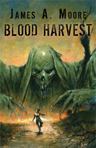 Book Review Blood Harvest Author James A Moore Hnn