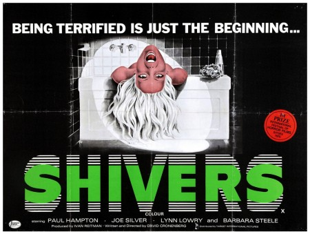 Shivers (1975) Movie