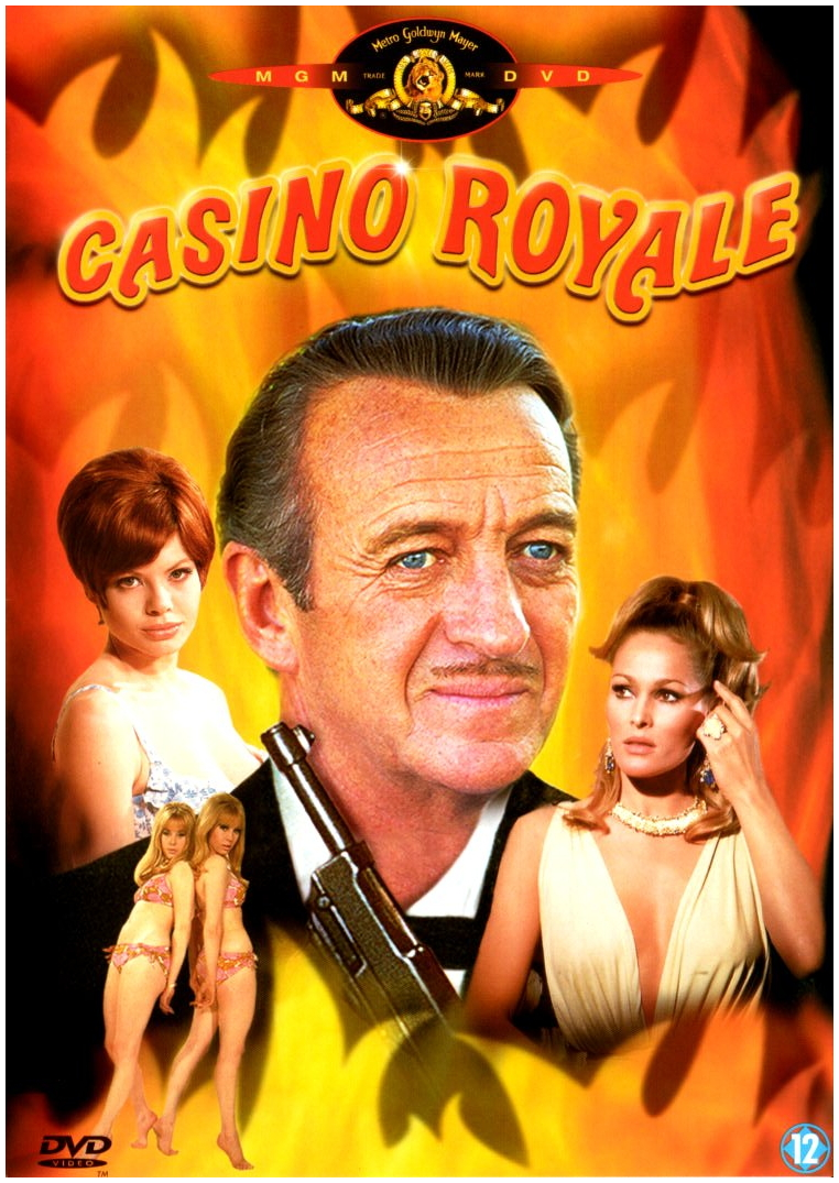 peter sellers casino royale