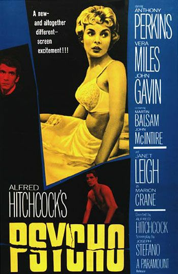 Film Review: Psycho (1960) - movie - image 1
