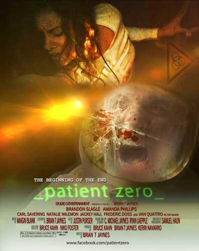 Patient Zero Poster Hnn Horrornewsnet