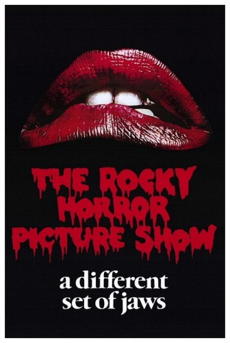 Rocky Horror Picture Show poster 1