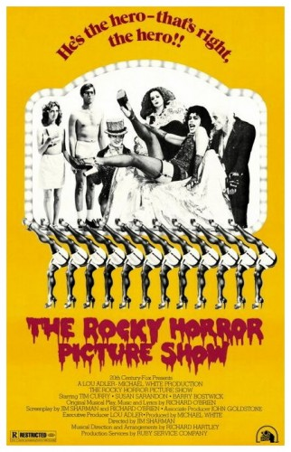 Rocky Horror Picture Show poster 2