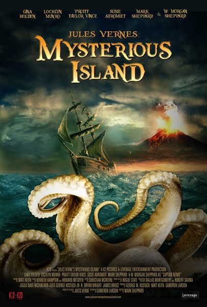 Journey  The Mysterious Island Movies