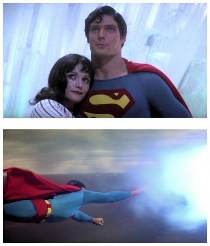 Superman II photos 1