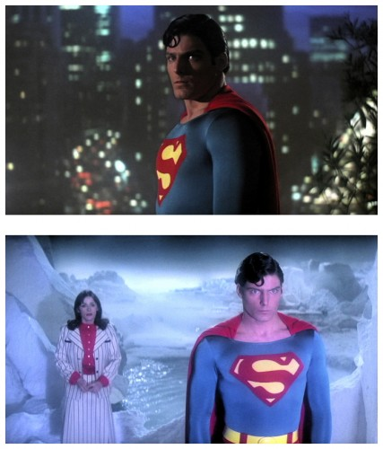 Superman II photos 2