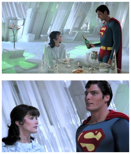 Superman II photos 3