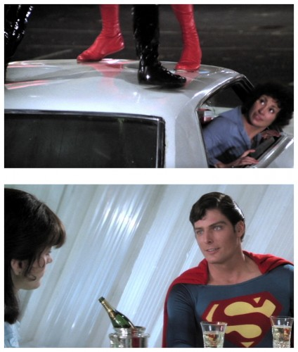 Superman II photos 4