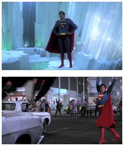 Superman II photos 5