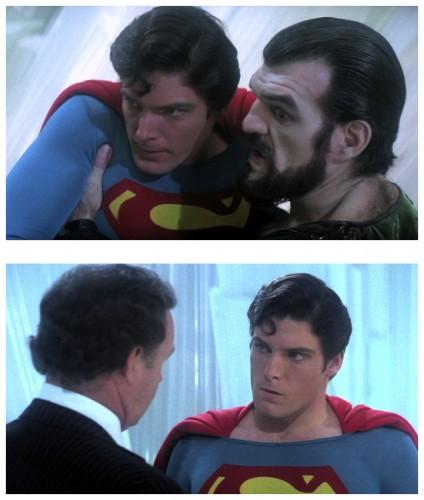 Superman II photos 6