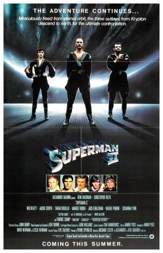 Superman II poster 3