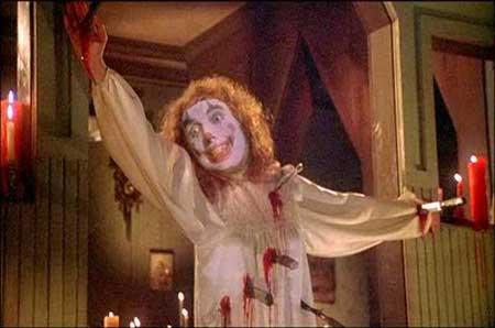 Scary Clowns Horror Films